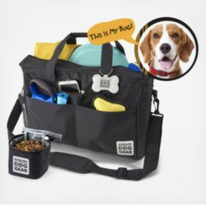 NWT IN BOX BRAND NEW DOG MOBILE GEAR TRAVEL BAG